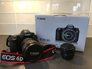Canon 6D + EF 25-105mm F/4 L IS USM