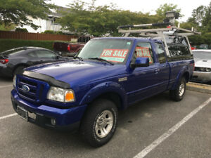 ***2006 FORD RANGER FISHERMAN SPECIAL!***