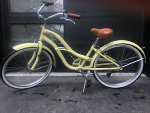 Beautiful Vintage Style Bike