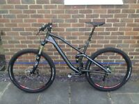 Canyon Spectral AL 7.9 XL full-suspension mountain bike