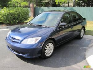2004 Honda Civic SE Sedan