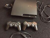PlayStation 3 slimline bundle 49 games