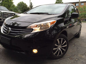 2014 Nissan Versa Note SL * NAVI*4-CAMERA*18000 KM* EXTRA FULL