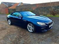 2013 BMW 6 Series 3.0 640d M Sport 2dr (start/stop)