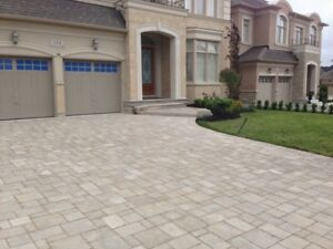 Driveway stone paving interlock and driveway services in city of interlock installation repairs driveways 416 258 9479 solutioingenieria Gallery