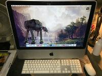 Imac Desktop (20 Inch) OSX Yosemite w/ Keyboard & Mouse