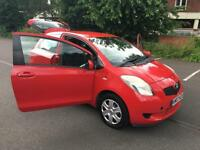 Toyota Yaris 1.0 VVT-i T3. LOW INSURANCE & TAX! 57 M-P-G!! CHEAP TO RUN!