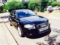 Audi A4 2007 ///new mot 12 months ///good condition