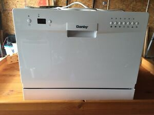 Danby 6 Place Setting Dishwasher DDW611WLED only $200