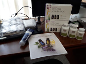 doTERRA set for sale!   Gift never used!  Price negotiable!