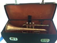 Antique cornet