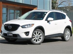 2014 Mazda CX-5 GT GT | AWD | HEATED LEATHER | NAV | BACK UP CAM