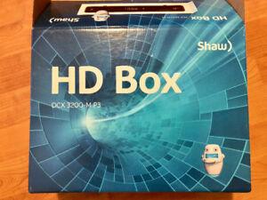 Shaw HD Box DCX 3200 - MP3 model for sale,