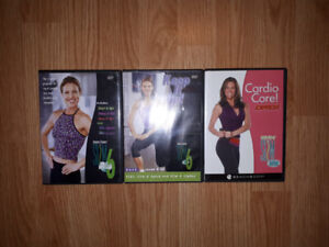 Slim In 6 Collection (4 DVD's) *like new condition*