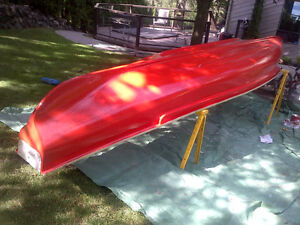 Highly Sought After 16' Suare Stern Canoe