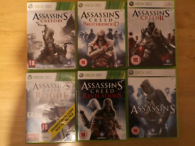 Assassin's Creed 6 Games
