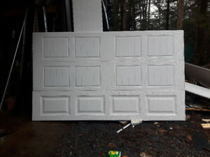Used and New Garage Doors and openers