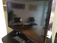 """Lg smart tv 22"""" for sale or"""
