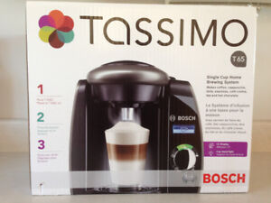 Tassimo T65 single cup coffee system