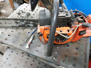 Wanted non running chain saws