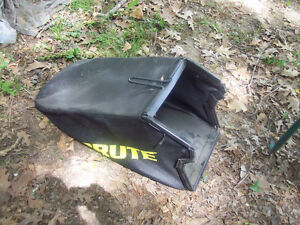 lawnmower bag - never used - new