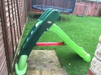 Large Little Tykes slide