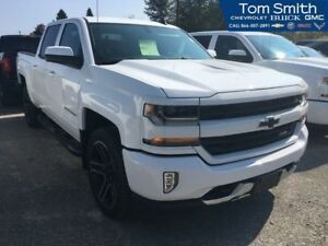 2018 Chevrolet Silverado 1500 LT  TRUE NORTH EDITION