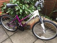 Girls/small ladies bicycle,bike,cycle