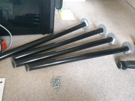Ikea legs ADILS (4x) adjustable