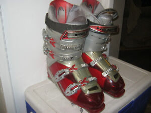 Men's Head Edge 10.5 Ski Boots - Size 29 - 29.5 - EUC - $35