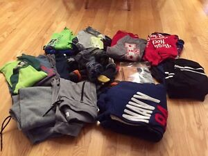 BOYS GENTLY USED CLOTHES (SIZE 10/12)
