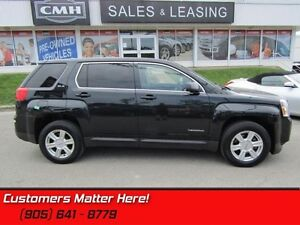 2014 GMC Terrain SLE-1  AWD, REAR CAMERA, BLUETOOTH, STEERING AU