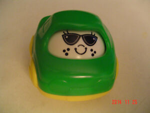 4 FISHER-PRICE COLOURED ROLLER BALL VEHICLES WITH CHANGING FACES Windsor Region Ontario image 3