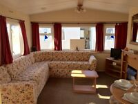 CHEAP Double Glazed 6 Berth Static Caravan For Sale Borth WEST WALES