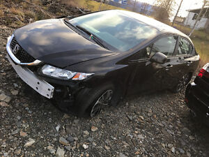 2013 HONDA CIVIC EX LOADED CAM,SUNROOF,AUTO 3995$@902-293-6969