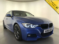 2016 BMW 330E M SPORT AUTOMATIC HYBRID 4 DOOR SALOON 1 OWNER SERVICE HISTORY