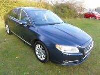 2010 10 VOLVO S80 2.4 D5 SE AUTOMATIC