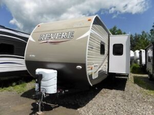 2019 Forest River Shasta Revere 32DS 32 pieds