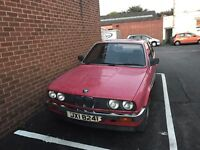 BMW e30 and parts