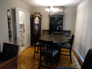Huge Townhouse, sublet 3-1/2 Dorval South with 1-1/2 bath.