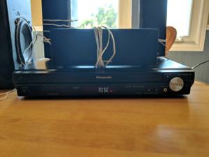 Panasonic 5 Disc Surround Sound Systen