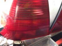 Volkswagen BORA Sport All Red Rear Lights
