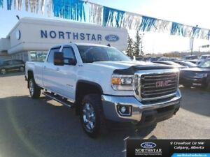 2015 GMC Sierra 3500HD SLE  - Bluetooth -  OnStar - $334.06 B/W