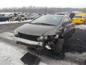 2007 Honda Civic  Now Available At Kenny U-Pull Cornwall