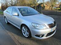SKODA OCTAVIA 2.0TDI CR 6 SPEED 170 vRS STUNNING ONLY ONE OWNER FROM NEW