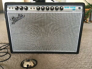 Fender Custom Deluxe Reverb '68 Amplifier