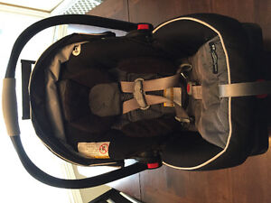 Lightly used Graco Snug ride click connect 35
