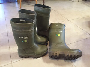 Dunlop Cold Weather CSA Boots