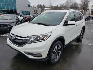 2016 Honda CR-V Touring / DEAL PENDING!