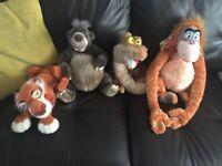 Disney jungle animals